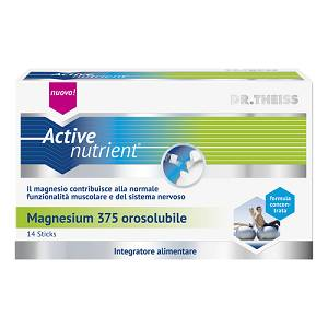 ACTIVE NUTRIENT MAGNESIUM 375