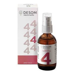 DESOM 4 SPRAY 50ML
